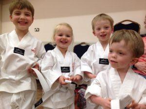 New Forest Taekwondo Brockenhurst