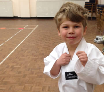 Kids Taekwondo for Age 4 and above
