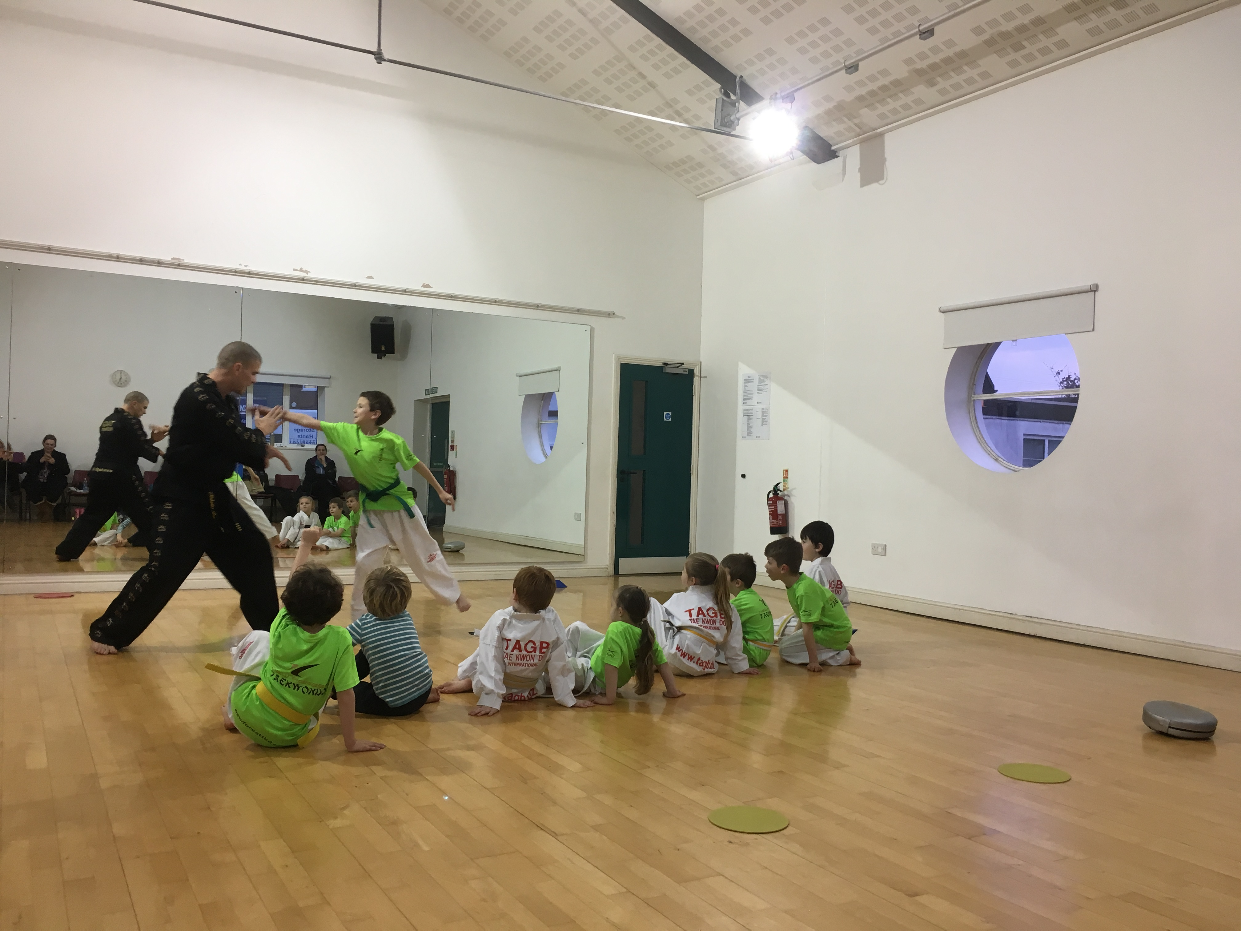 New Forest Taekwondo Kids Club