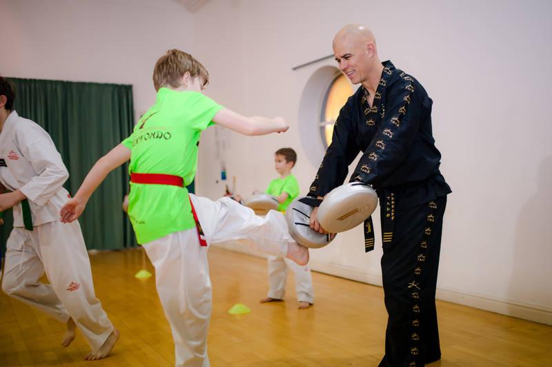 New Forest Taekwondo, New Milton