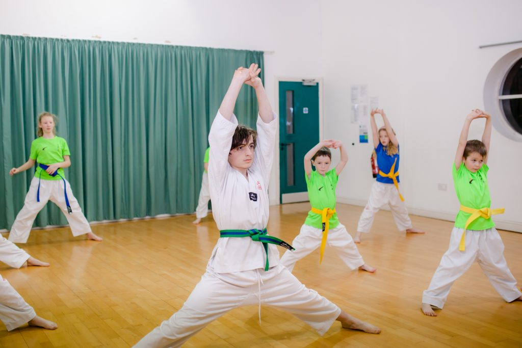 New Forest Taekwondo Sway